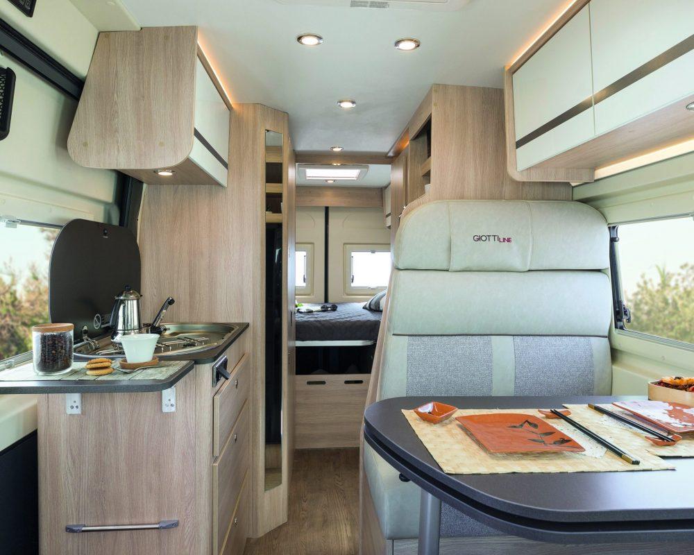 Bus camper GiottiVan 60T (9)