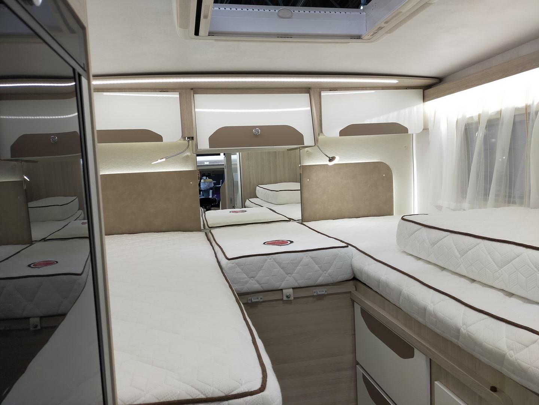 Sun Driver T690 Elegance model 2022 (10)