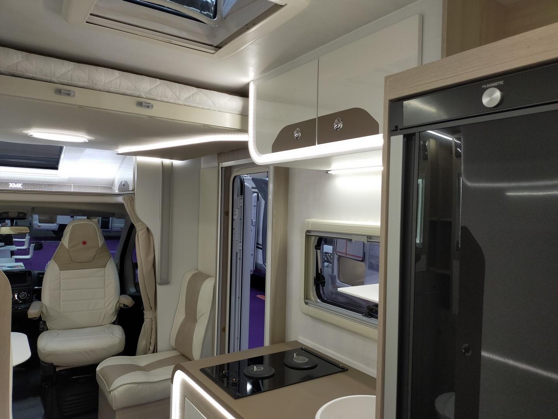 Sun Driver T690 Elegance model 2022 (11)