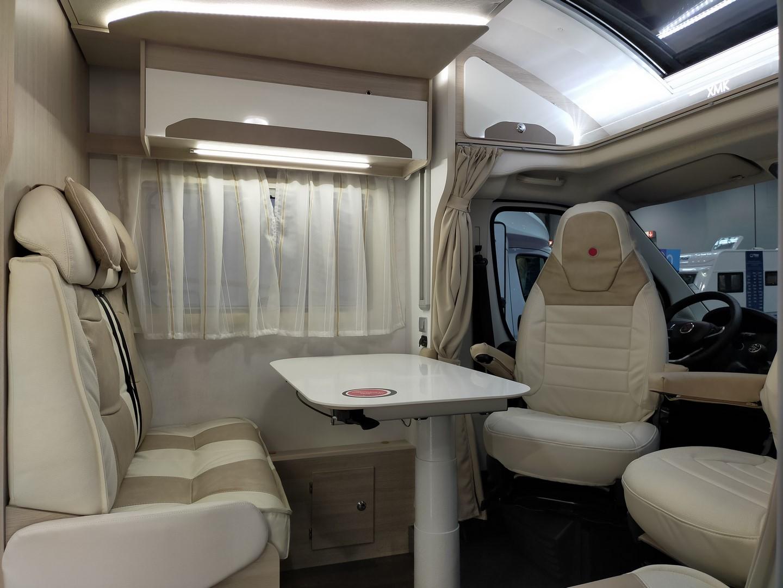 Sun Driver T690 Elegance model 2022 (2)