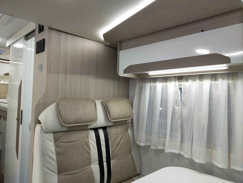 Sun Driver T690 Elegance model 2022 (5)